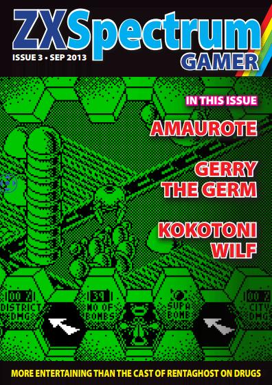 ZX Spectrum Gamer #3