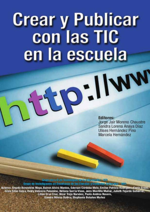Crear y Publicar con las TIC en la escuela