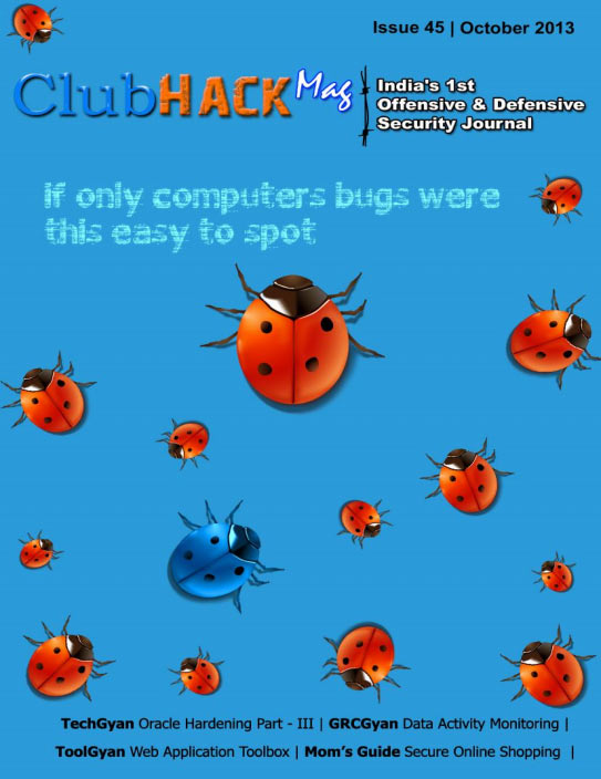 Club Hack Magazine #45