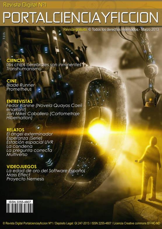 Portal Ciencia y Ficción #1