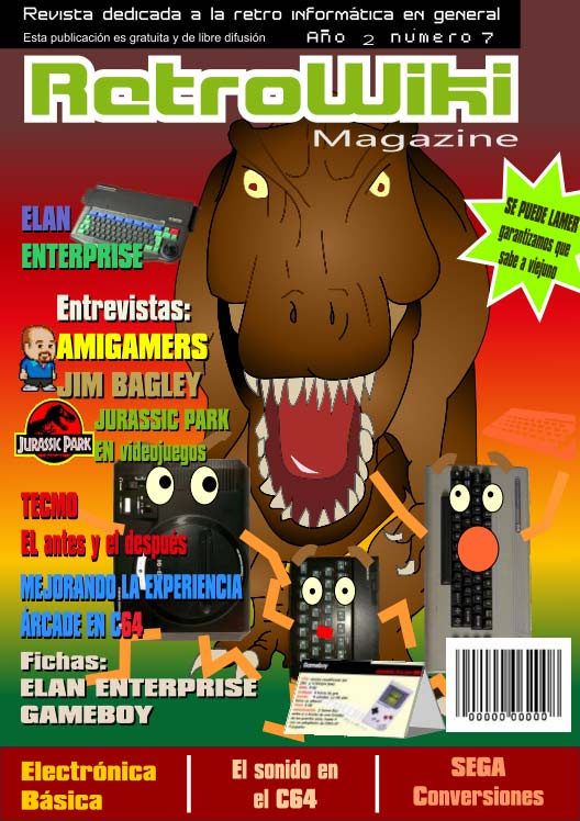 RetroWiki Magazine #7