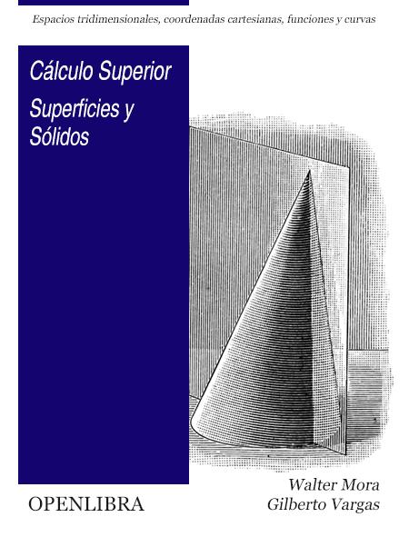 Cálculo Superior: superficies y sólidos