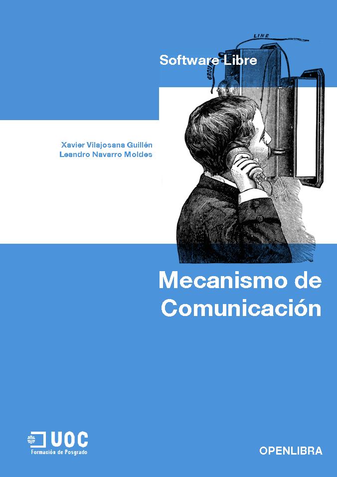 Redes y aplicaciones: Mecanismos de comunicación