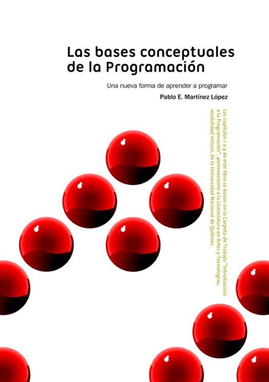 Las bases conceptuales de la Programación