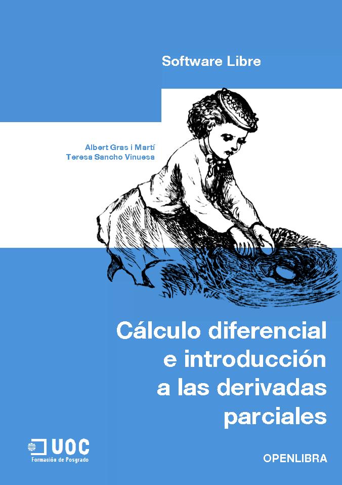 Cálculo diferencial e introducción a las derivadas  parciales