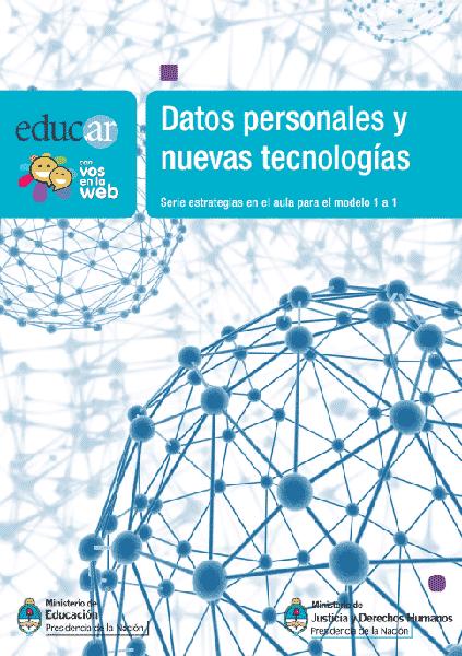Datos personales y nuevas tecnologías