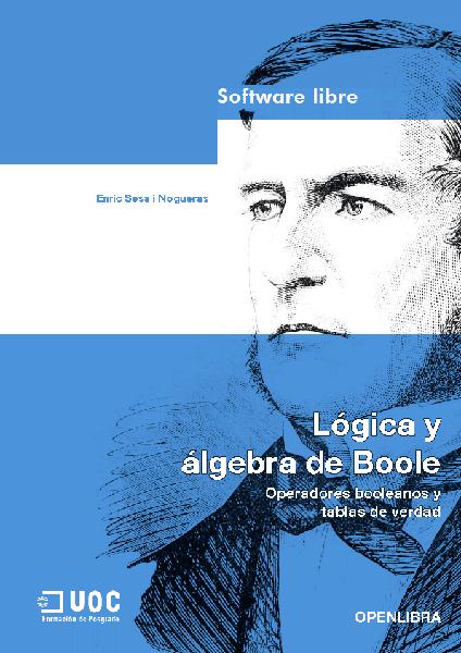 Lógica y álgebra de Boole
