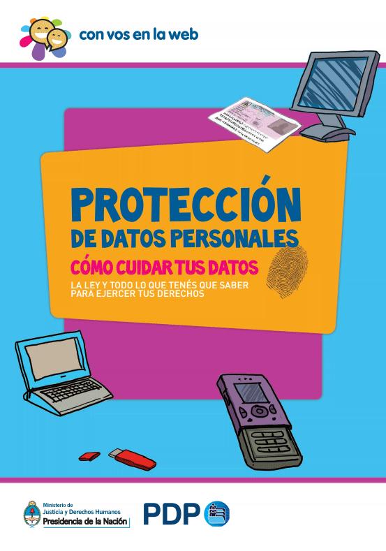 Protección de datos  personales: cómo cuidar tus datos