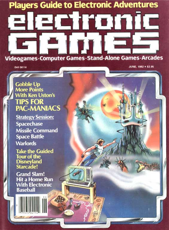 Electronic Games #4