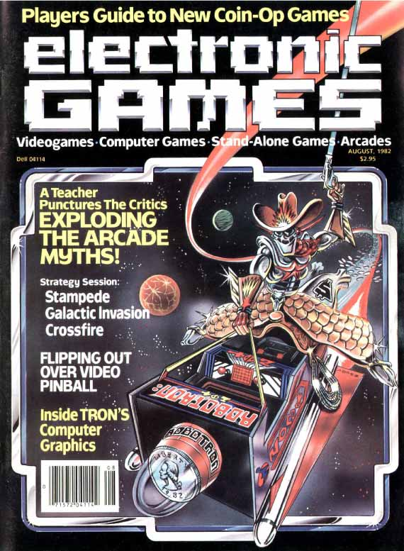 Electronic Games #6