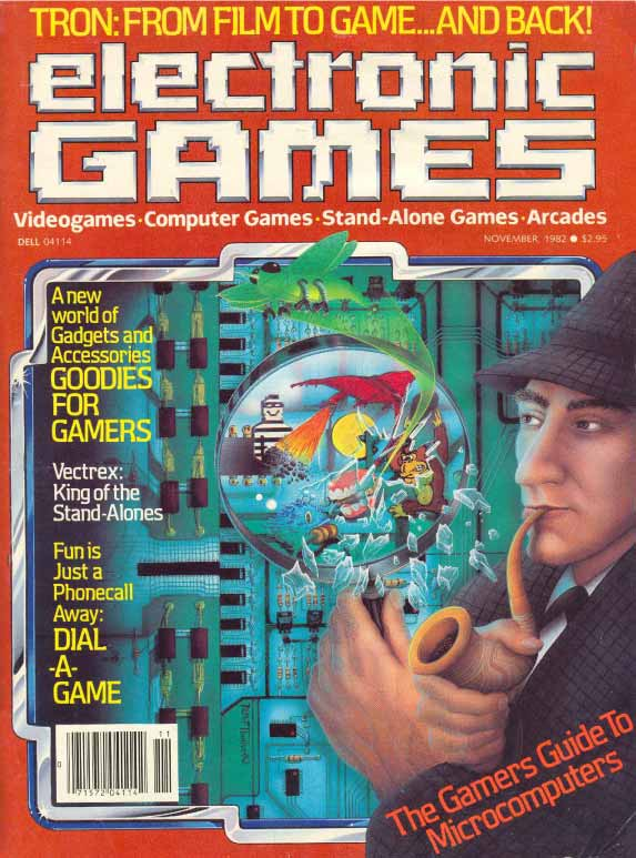 Electronic Games #9