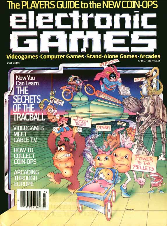 Electronic Games #14