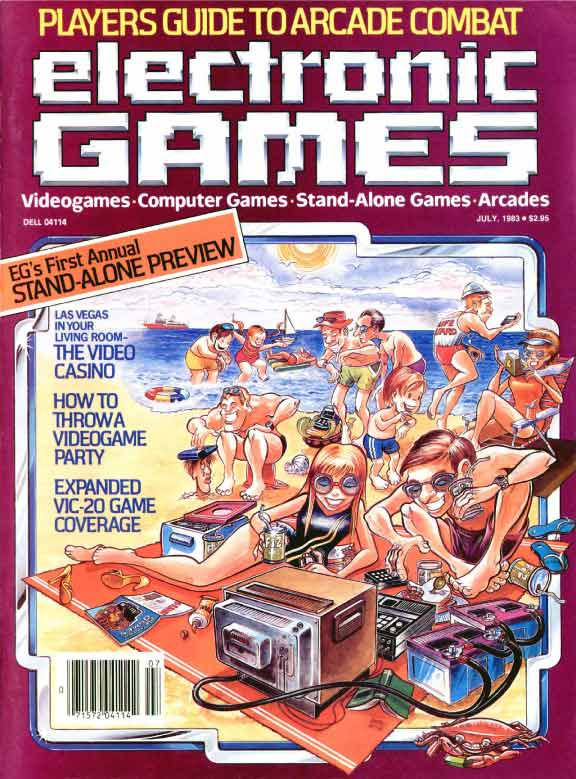 Electronic Games #17