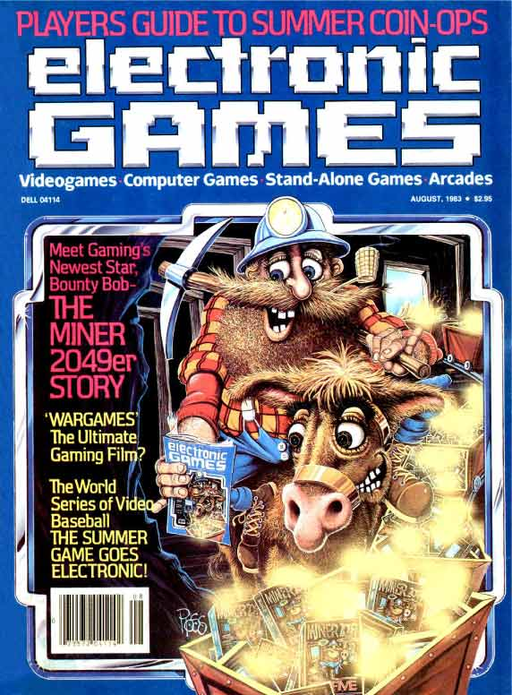 Electronic Games #18