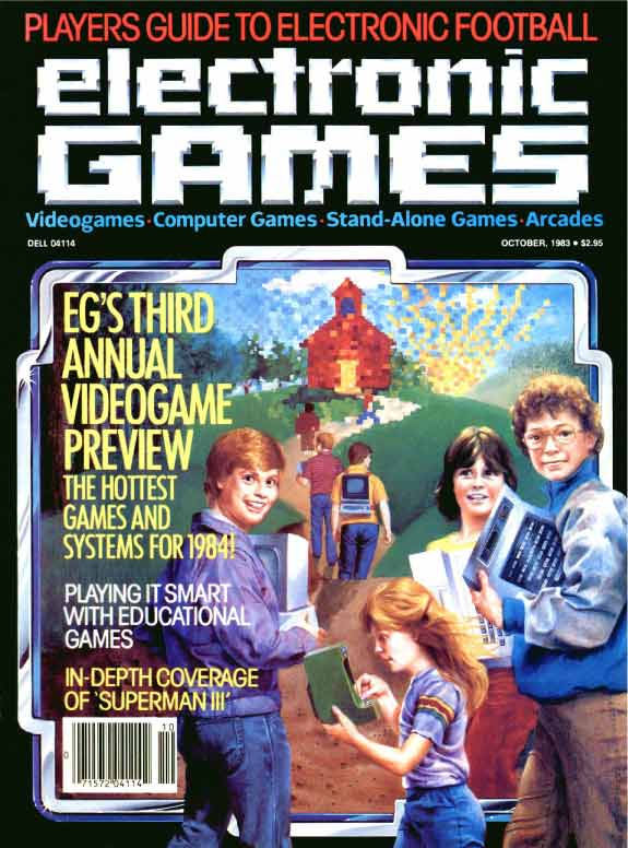 Electronic Games #20