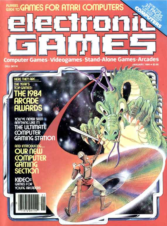 Electronic Games #23