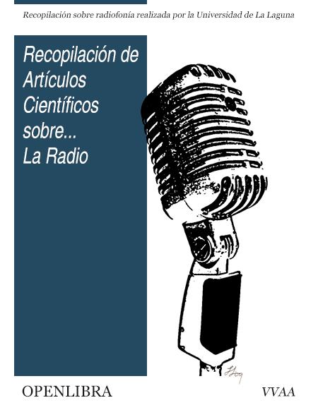 Recopilatorio de artículos científicos sobre Radio