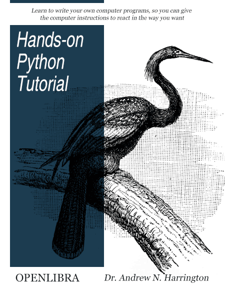 Hands-on Python Tutorial