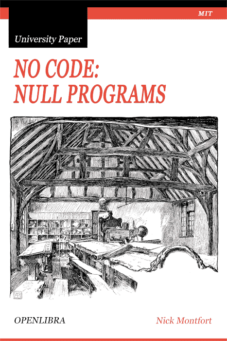 No Code: Null Programs