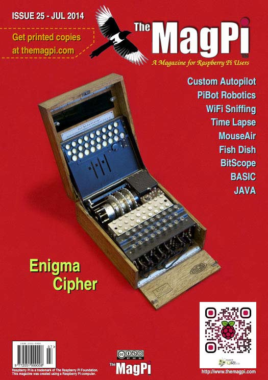 The MagPi #25