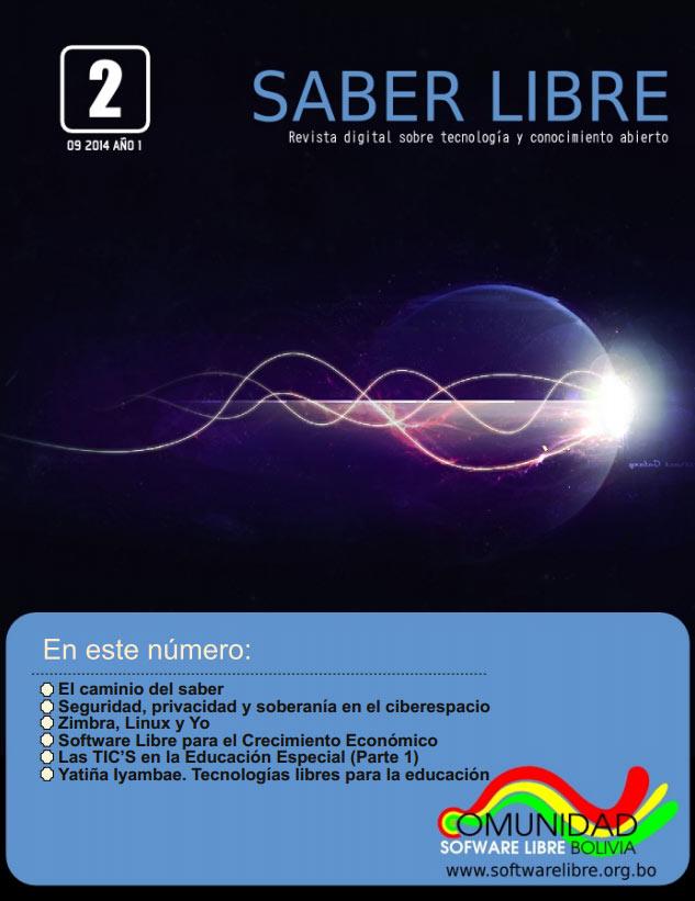 Saber Libre #02