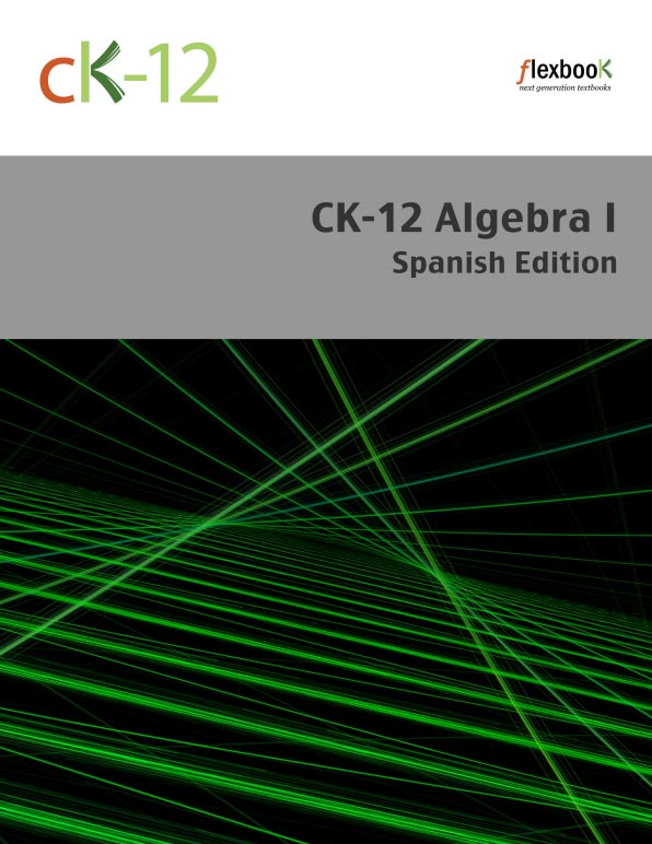 Algebra I: Spanish Edition