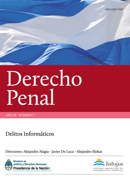 Derecho Penal #7: Delitos Informáticos