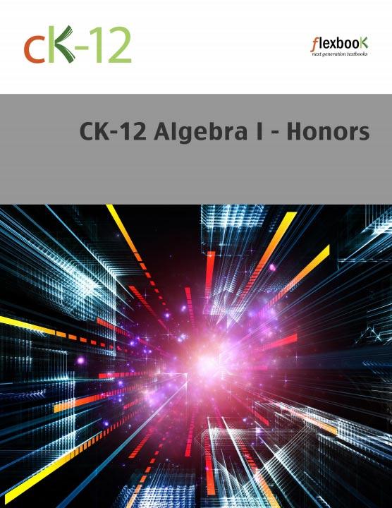 Algebra I - Honors