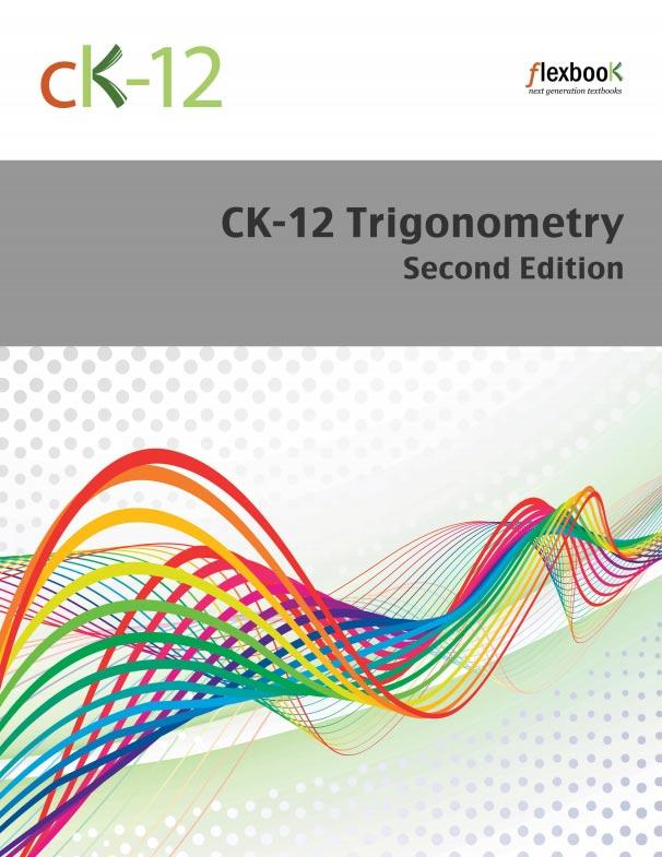 Trigonometry - Second Edition