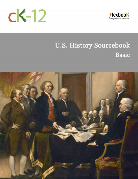 U.S. History Sourcebook Basic
