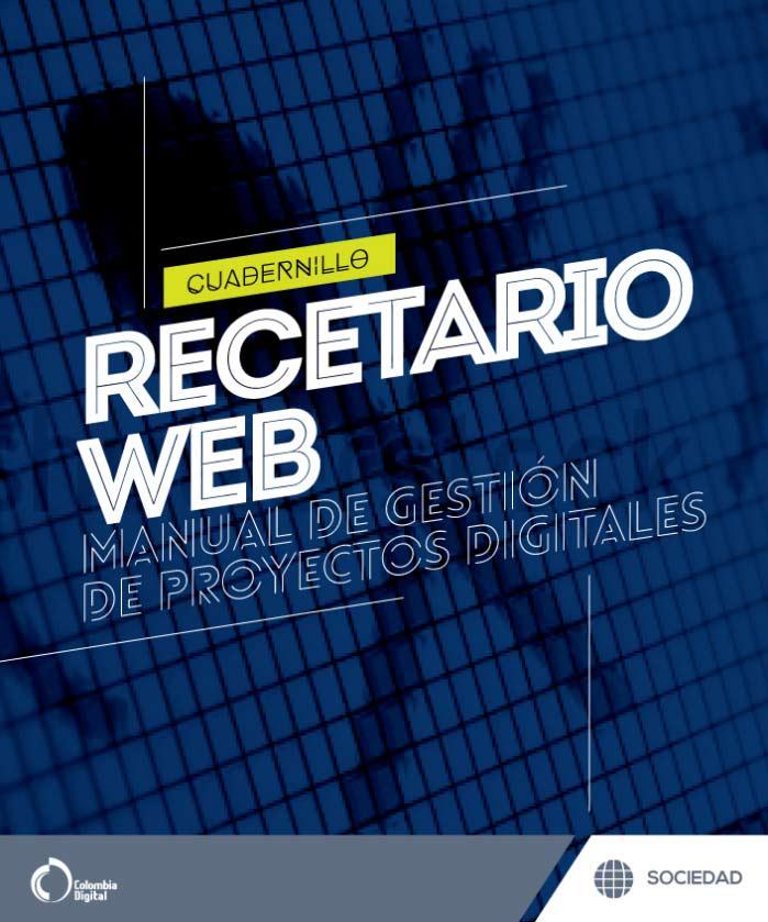 Recetario Web: Manual de Gestión de Proyectos Digitales