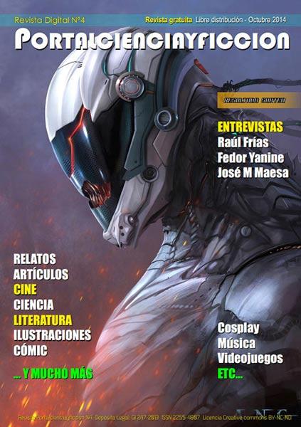 Portal Ciencia y Ficción #4