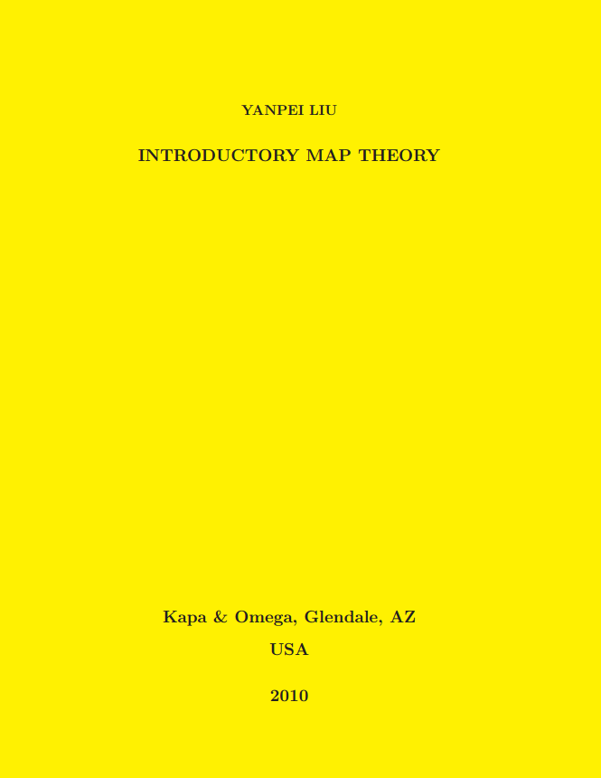 Introductory Map Theory