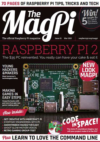 The MagPi #31