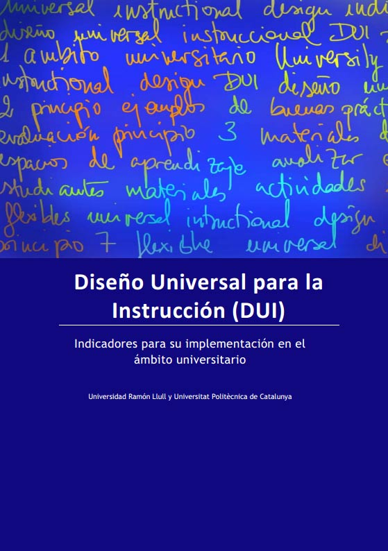 Diseño Universal para la Instrucción (DUI)