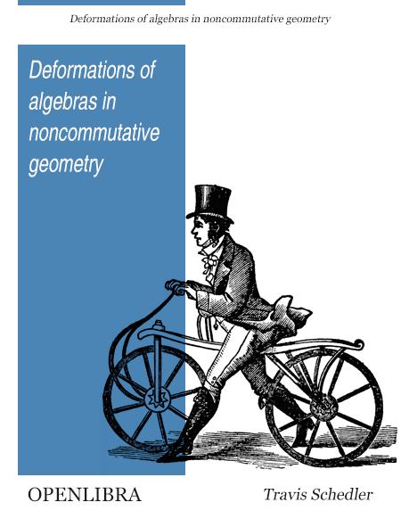 Deformations of algebras in noncommutative geometry