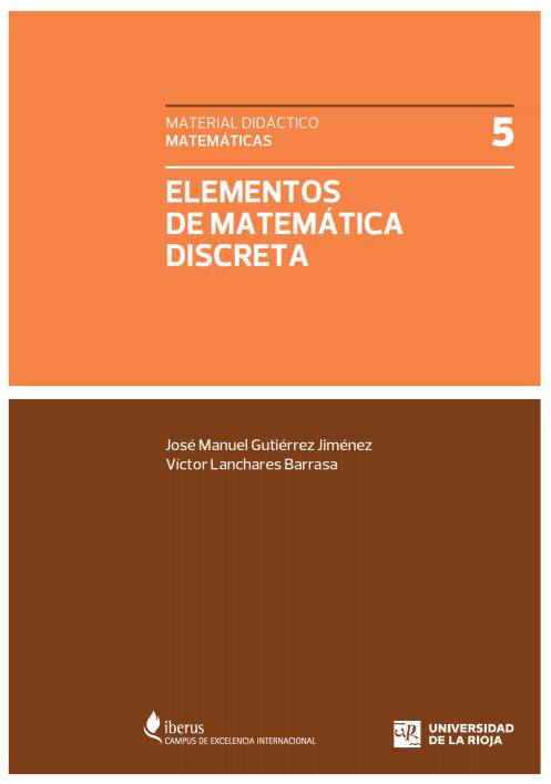 Elementos de Matemática Discreta