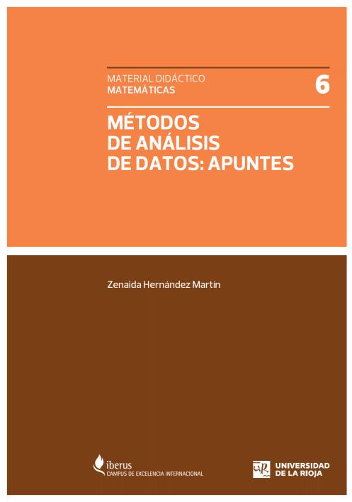 Métodos de Análisis de Datos