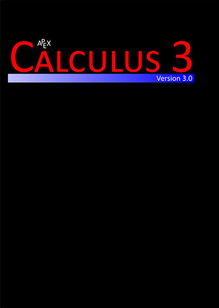 APEX Calculus v3
