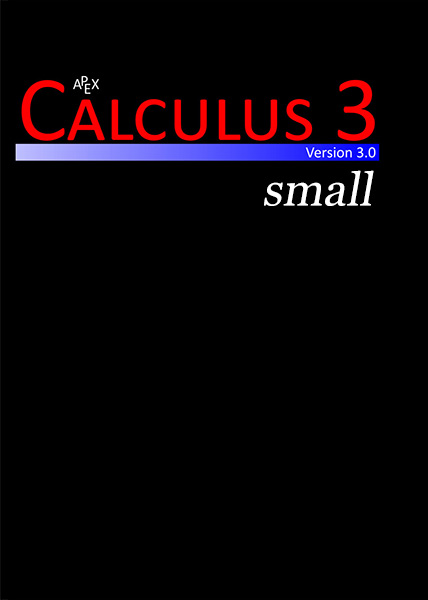 APEX Calculus v3 (small)