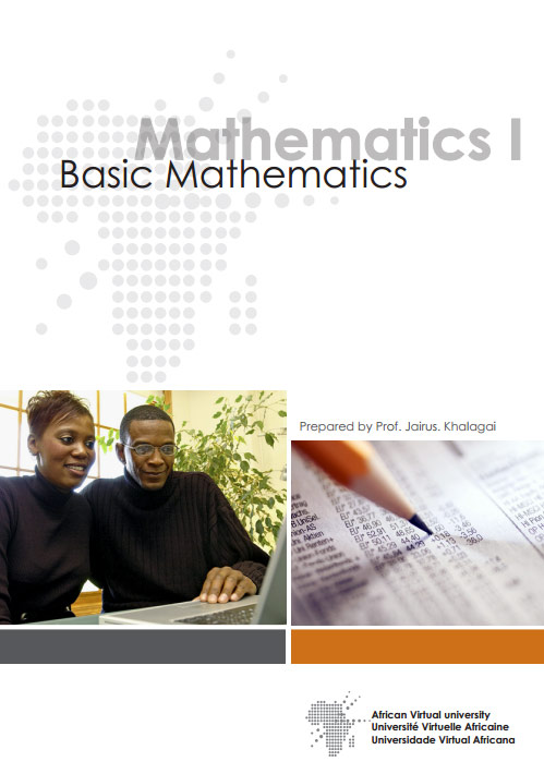 Mathematics 1, basic Mathematics