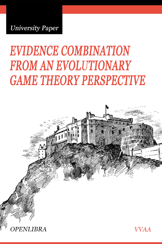 Evidence combination from an evolutionary game theory perspective