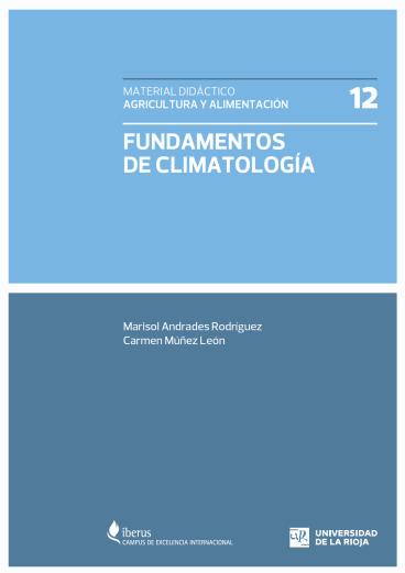 Fundamentos de la Climatología