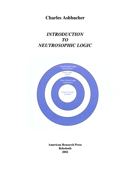 Introduction to Neutrosophic Logic