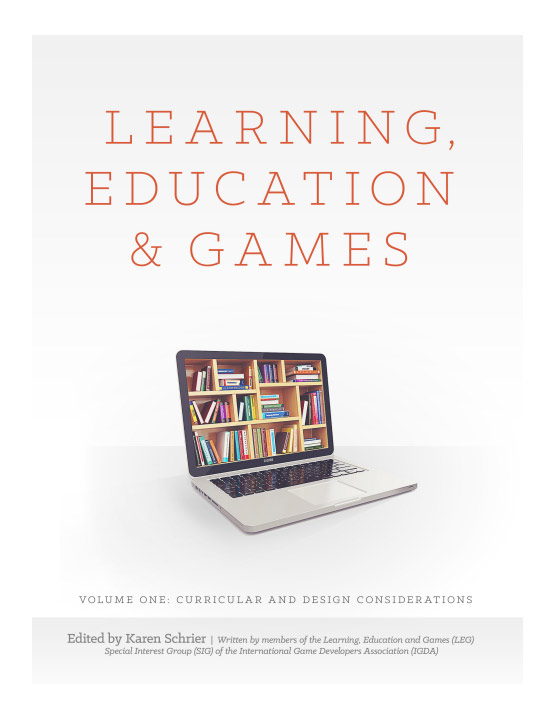Learning, Education and Games