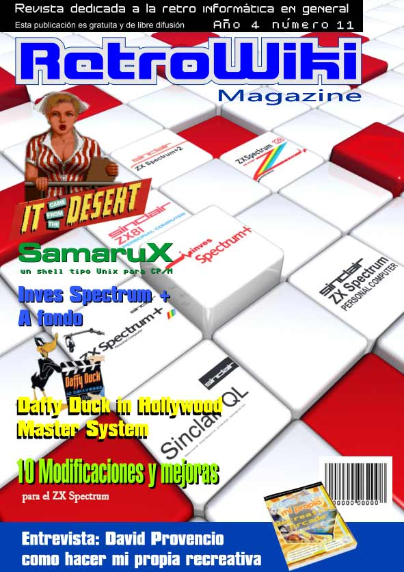 RetroWiki Magazine #11
