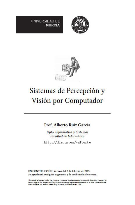 Sistemas de Percepción y Visión por Computador