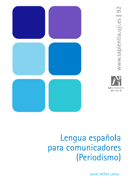 Lengua española para comunicadores (Periodismo)