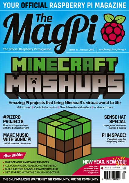 The MagPi #41