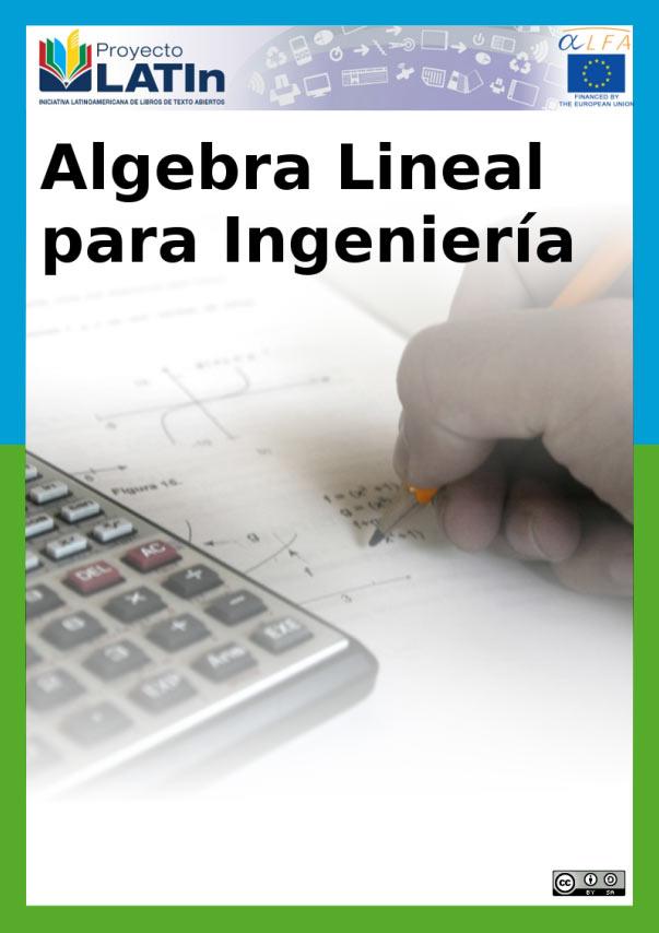 Álgebra Lineal para Ingeniería